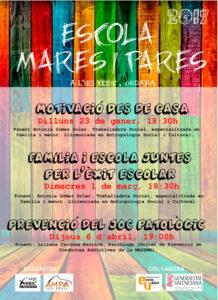 """Conferència de l' """"Escola de Mares i Pares"""": """"Prevenció del joc patològic"""" per Liliana Cardona Escrivà -Ondara- @ IES Xebic"""
