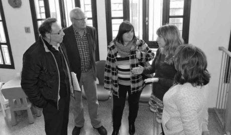 El Consell planea presupuestar para 2018 el área sociosanitaria de La Pedrera