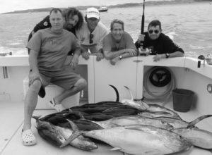 El Clave de Luna, campeón del mundo de pesca de altura, dos meses después