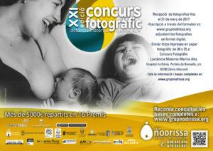 """Presentació d'obres al XXI Concurs Fotogràfic """"Lactància Materna Marina Alta"""""""