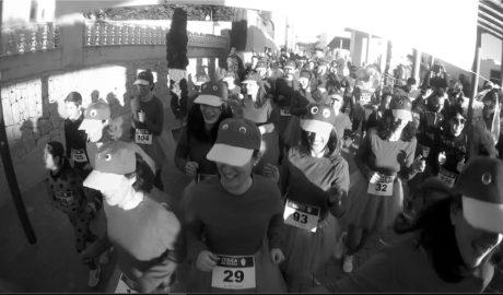 Récord de participación en la carrera de año nuevo de Teulada-Moraira