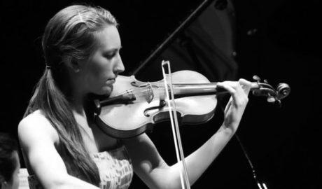 """La noruega A. M.Nilsen y la búlgara A. Petrova interpretarán en Dénia las """"Sonatas para violín y piano"""" de Grieg"""