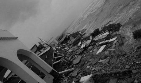 [El día después] Los vecinos de Les Deveses piden auxilio ante la magnitud de la catástrofe