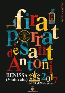 Fira i Porrat de Sant Antoni: Mercado medieval, de vehículos, feria ganadera y actividades familiares y culturales-Benissa-