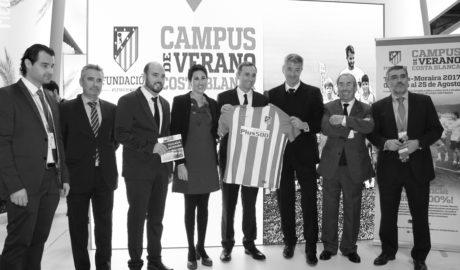 Teulada-Moraira acoge un campus del Atlético de Madrid