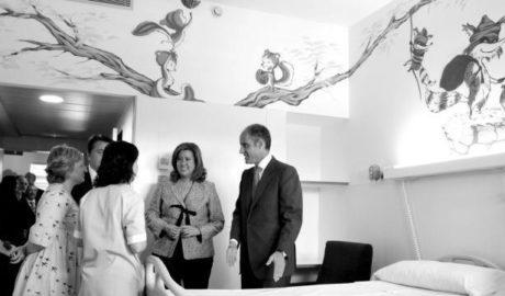 Camps se gastó 11.907 € en el acto de inauguración del Hospital de Dénia, que apenas duró dos horas