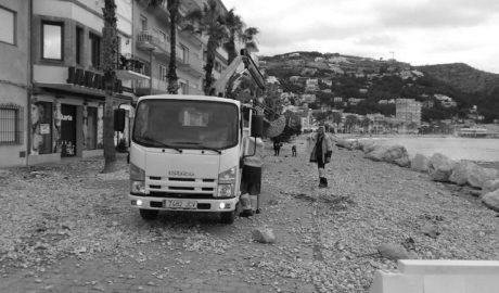 Las tres últimas catástrofes naturales, una ruina económica para Xàbia