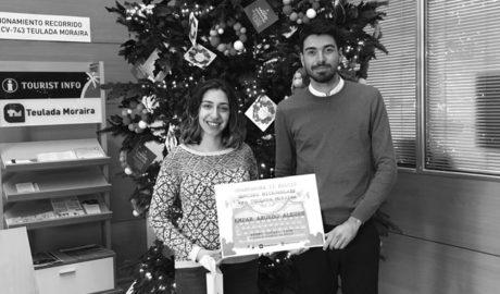 Empar Argudo gana la categoría especial del II Concurso de Microrrelatos de Teulada Moraira