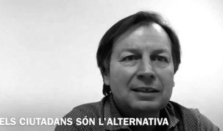 Isidor Mollà: «Cs me ha expulsado porque dice que apoyé a independentistas violentos en Benissa»