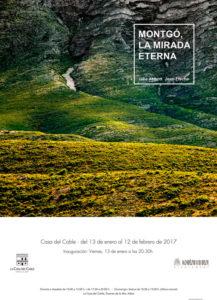 """Exposición de fotografía: """"Montgó. La mirada eterna"""" por Jake Abbott y Jean Fleche -Xàbia- @ Casa del Cable"""