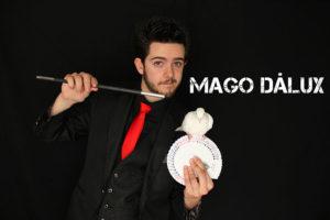 """Espectáculo """"¿Crees en la magia?"""" por el Mago Dàlux -Calp- @ Auditorio - Casa de Cultura"""