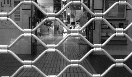 Una imagen insólita: Dénia sin Mercat durante 48 horas