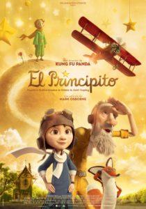"Cine-club infantil: ""El principito"" Dir.: Mark Osborne -Pedreguer-"