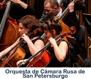 Concierto extraordinario de Año Nuevo por la Orquesta de Cámara de San Petersburgo -Dénia- @ Auditori Centre Social
