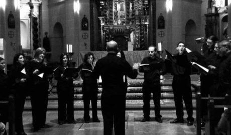 """El grupo """"La Sablonara"""" abre este sábado el ciclo de música coral de Xàbia"""