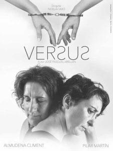"""Teatre: """"Versus"""" per Poquelin Teatre -Pedreguer- @ Espai Cultural"""