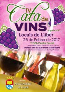 IV Cata de Vinos Locales -LLíber- @ Centre Social