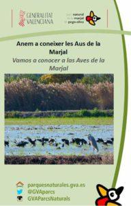 """Visita guiada: """"Vamos a conocer las aves de la Marjal"""" -Pego- @ Punto de encuentro: Tourist Info Pego i Les Valls"""