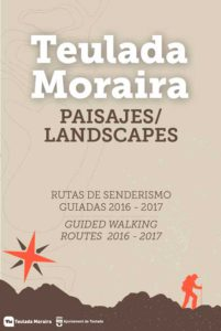 Rutas de senderismo guiadas: De Benimarco al Tossal dels Avencs -Teulada-