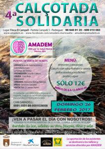 """IV """"Calçotada Solidària"""" de AMADEN -Pedreguer- @ Finca El Campell de Pedreguer"""