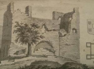 Cien años de la demolición del Castell d'Olimbroi de Dénia