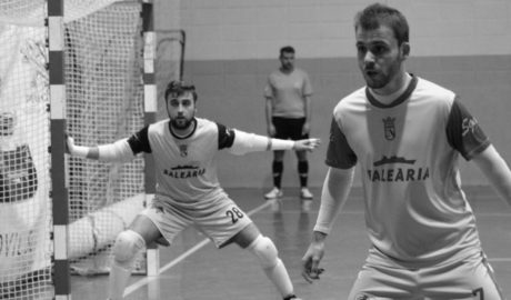 El Dénia Futsal gana cómodamente y sueña con la Copa del Rey