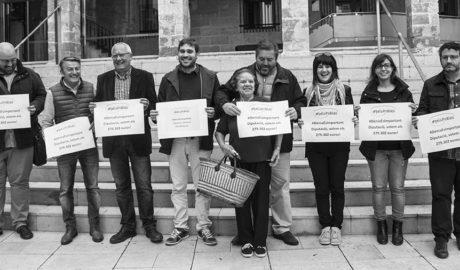 """Marea municipal contra la """"discriminación"""" inversora de la diputación"""