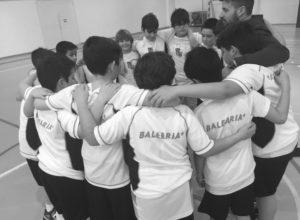 Buenos resultados para la mayoría de equipos de la escuela del Dénia Básquet Club