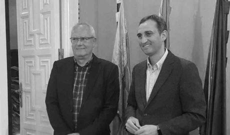 Dénia pide a la diputación fondos para completar el asfaltado del Camí del Cementeri