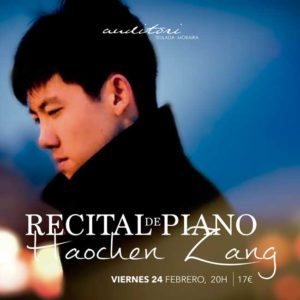 Recital de pianista chino Haochen Zang -Teulada- @ Auditori Teulada Moraira