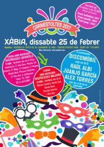 Carnavales de Xàbia