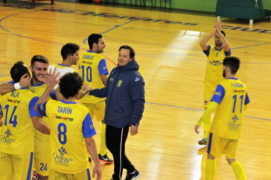 El Dénia Futsal recibe equipo duro con el mismo problema de siempre: las bajas