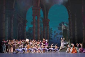 """Danza: Retransmisión en directo de """"La Bella Durmiente"""" desde """"The Royal Ópera House"""" de Londres -Calp- @ Auditorio - Casa de Cultura"""
