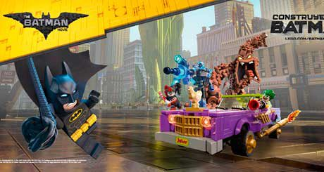 Ya puedes vivir THE LEGO® BATMAN MOVIE en el Centro Comercial Portal de la Marina