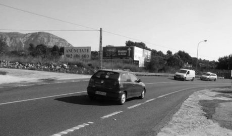 Gata reclama al ministerio medidas de seguridad en la travesía de la N-332 tras los últimos accidentes