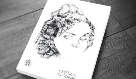Una empresa de Dénia opta a un premio nacional por diseñar la portada del llibret de Les Roques