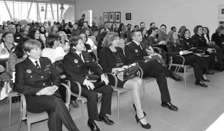 Arrancan los actos del 30 aniversario de la incorporación de la mujer a la Policía de Dénia