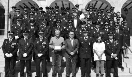 El nuevo reto de la Policía de Dénia: que un día Enriqueta Borrás deje de ser noticia