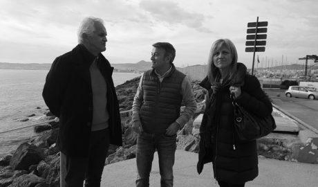 El Consell rehabilitará la escollera de Levante del puerto de Xàbia dañada por el temporal
