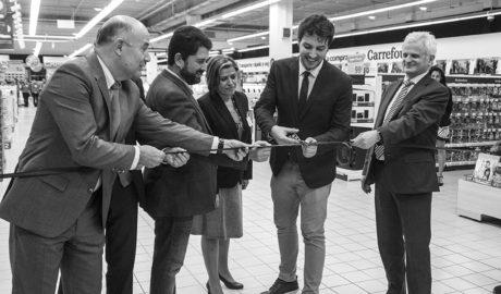 Carrefour consuma su apuesta por la Marina Alta con la apertura de su buque insignia en Ondara