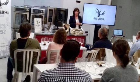 Hostelbe organiza un encuentro entre sus clientes de hostelería y productores de vino de la comarca