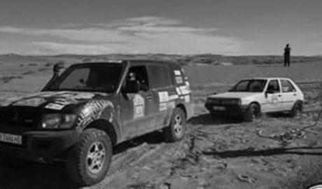 Solidaridad y motor se unen en un raid por el desierto de Marruecos