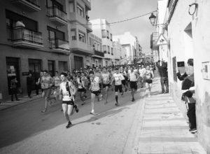 Isabel Ferrer vuelve a vencer en la carrera de Gata de la Volta a Peu
