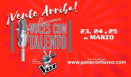 Primeros semifinalistas de 'Gana con tu Voz' en Portal de La Marina