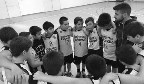 Victòries i derrotes entre els equips del planter del Dénia Bàsquet Club