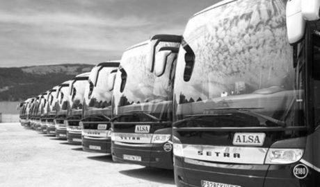 Autobuses ALSA refuerza los servicios de Dénia y Xàbia a València para visitar les Falles