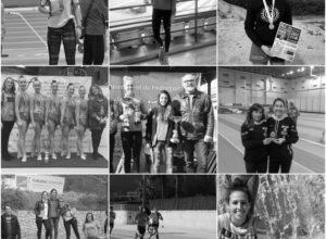 Ocho mujeres del deporte comarcal