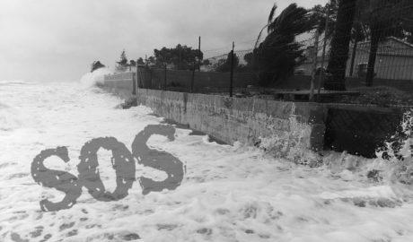 """Una plataforma cívica inicia en Dénia una campaña para evitar la """"destrucción"""" de la costa del Blay Beach"""