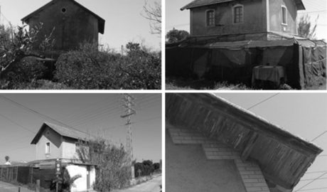 La Federación de Vecinos de Dénia pide restaurar la casa ferroviaria de la Giralda en memoria del tren a Carcaixent