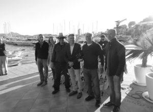 La embarcación Nepo se impone en el Campeonato Local de Xàbia de pesca al Xamber
